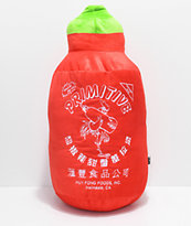 Primitive x Huy Fong Sriracha Bottle Pillow