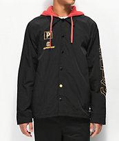 Primitive x Kikkoman Black 2Fer Jacket