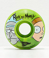 Primitive x Rick and Morty 52mm Skateboard Wheels