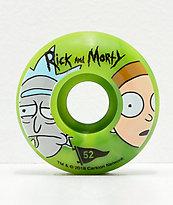 Primitive x Rick and Morty 52mm ruedas de skate