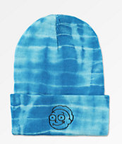 Primitive x Rick and Morty Happy Morty gorro azul