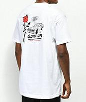 Quiet Life Heavy Slime camiseta blanca