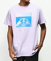 Quiet Life Loners Club Lilac T-Shirt