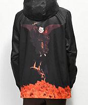 RIPNDIP Hell Pit Black Coaches Jacket