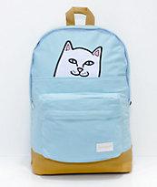 RIPNDIP Lord Nermal Blue Backpack