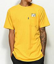 RIPNDIP Lord Nermal camiseta dorada