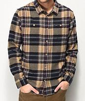 RVCA Ludlow camisa de franela