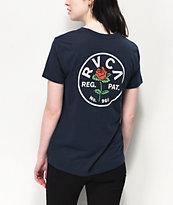 RVCA Rosie Carbon T-Shirt