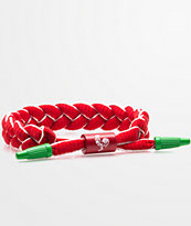 Rastaclat x Sriracha Classic Red Bracelet