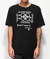 Rent Party Uplifting camiseta negra