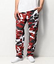 Rothco BDU Tactical Red Camo Cargo Pants  8301edd75