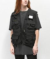 Rothco Black Utility Vest