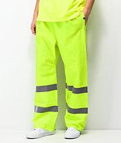 Rothco pantalones amarillo neón con cintura elástica