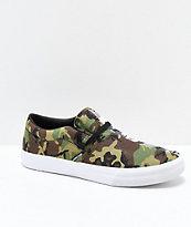 Rothco x Supra Cuba Can't See Me Camo Skate Shoes