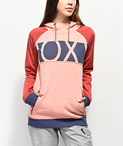 Roxy Liberty Coral Cloud Hoodie