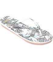 Roxy Portofino Dark Grey Sandals