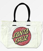Santa Cruz bolso tote natural