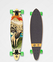 """Sector 9 x Salty Timbers Stag Swift 34.5"""" Longboard Complete"""