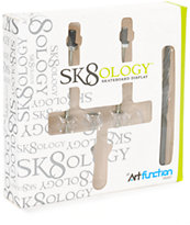 Sk8ology Floating Skateboard Deck Display