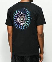 Spitfire Evan Smith Swirl Black T-Shirt