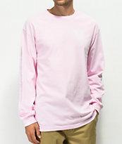 Spitfire Perennial Pink Long Sleeve T-Shirt