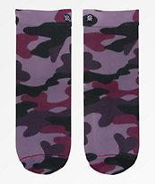 Stance Aphrodite Low Rider Purple Crew Socks