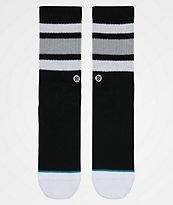 Stance Boyd 4 calcetines negros para niños