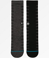 Stance Oak Black Crew Socks