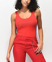 Starter Red Bodysuit
