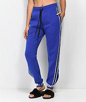 Starter joggers de color azul cobalto