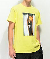 Succ Lil Mayo Curtains Light Yellow T-Shirt