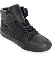 Supra Red Carpet Edition Vaider Tuf Black Shoes
