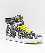 Supra x Rothco Skytop City Camo Skate Shoes