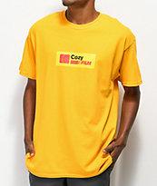 Team Cozy Develop camiseta dorada