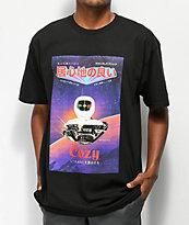 Team Cozy Future Black T-Shirt