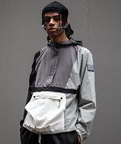 Teddy Fresh Greyscale Anorak Jacket