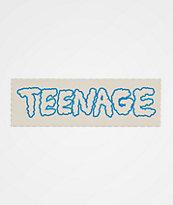 Teenage Cloudy Sticker