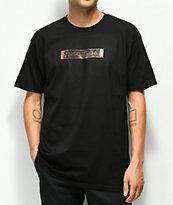 The Come UP OSS Jordan Tears camiseta negra