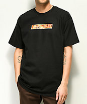 The Come Up OSS Riot Box camiseta negra
