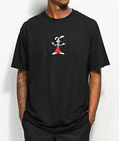 The Hundreds x Roger Rabbit Black T-Shirt
