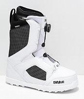 ThirtyTwo STW Boa White Snowboard Boots 2019
