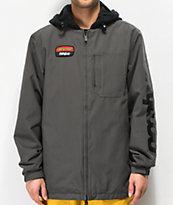 ThirtyTwo x Santa Cruz Merchant Charcoal 10K Snowboard Jacket