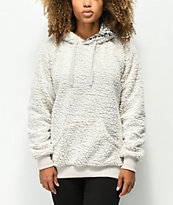 Thread & Supply Wubby Ivory Hoodie