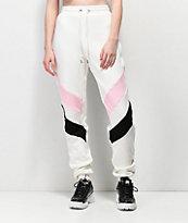 Tiger Mist Zoey pantalones deportivos blancos