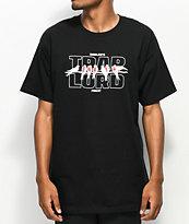 Traplord Birds Black T-Shirt