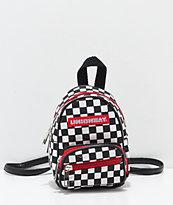 Unionbay mini mochila a cuadros