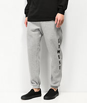 Utmost Fly Grey Sweatpants