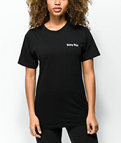 Valley High Barbed Wire Black T-Shirt