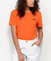 Vans Boulder Orange Boxy T-Shirt