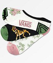 Vans Canoodle Souvenir 3 Pack No Show Socks